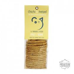 Friandises chien chat - poulet sésame - biscuits naturels sans gluten