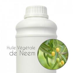 Huile Végétale de Neem vierge