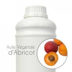 Huile Végétale de Noyau d'Abricot vierge