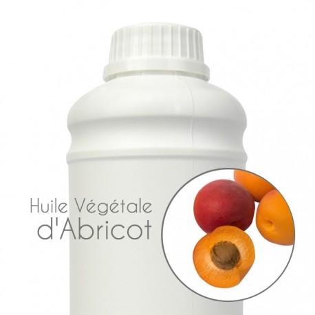 Huile Végétale d'Abricot vierge