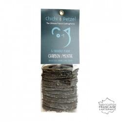 Friandises chien chat - charbon menthe - biscuits naturels sans gluten