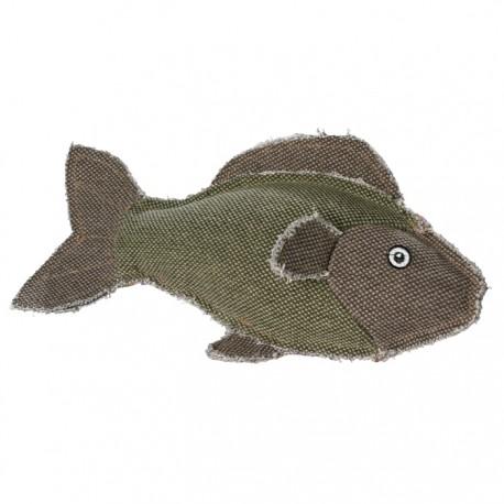 Jouet peluche canvas maritime poisson