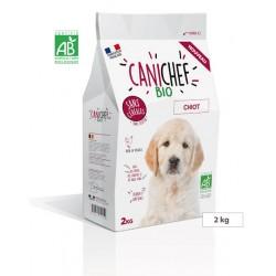 Aliment complet sans céréales pour chiot CANICHEF