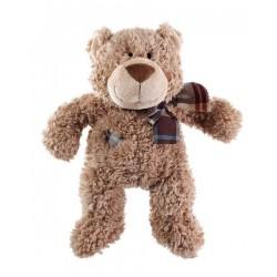 Jouet peluche Byron Bär ours beige