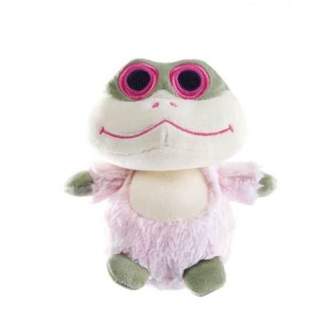 Jouet peluche Dilley grenouille