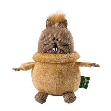 Jouet peluche T-Neck écureuil