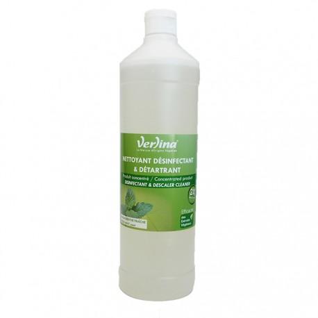 Nettoyant Désinfectant produit ménager végétal