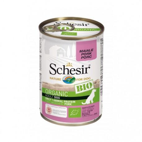 SCHESIR Chiens BIO - Porc