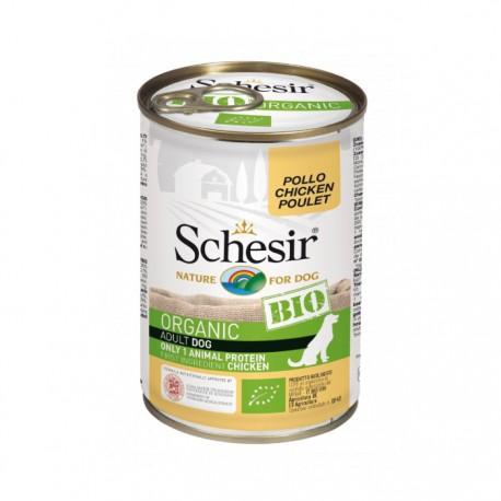 SCHESIR Chiens BIO - Poulet