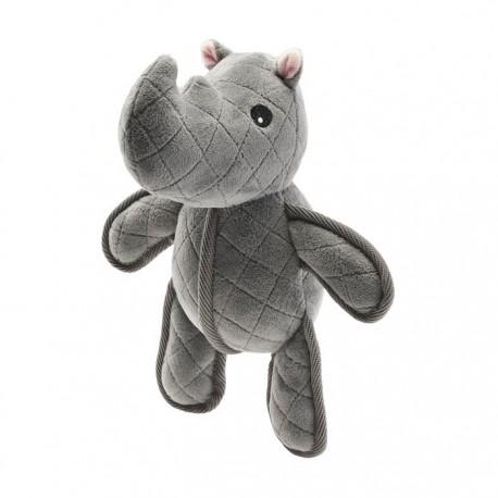 Jouet chien Tough Toys rhinocéros HUNTER