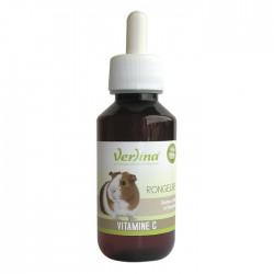 Vitamine C - Aliment complémentaire -  Cochons d'Inde et Chinchillas