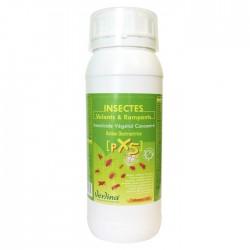 Insecticide Végétal concentré PX5,  Action Destructrice