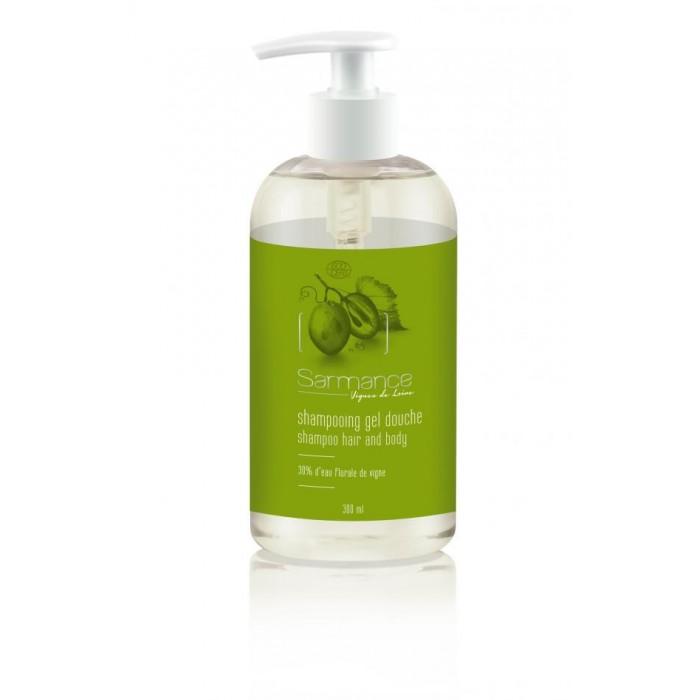 shampoing bio gel douche sarmance. Black Bedroom Furniture Sets. Home Design Ideas