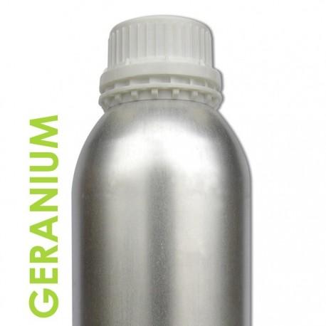 Géranium Huile essentielle 1 Litre Ecocertifiable