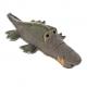 jouets peluches chien crocodile