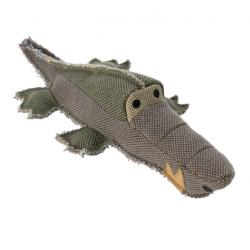 Jouet peluche canvas maritime crocodile