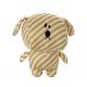 Jouet peluche striped star chien