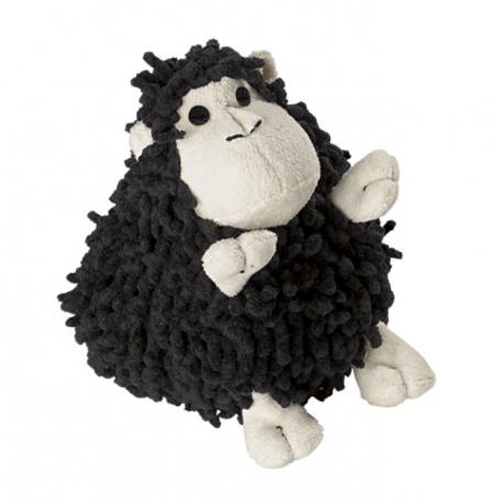 Jouet peluche snugly gorille gris