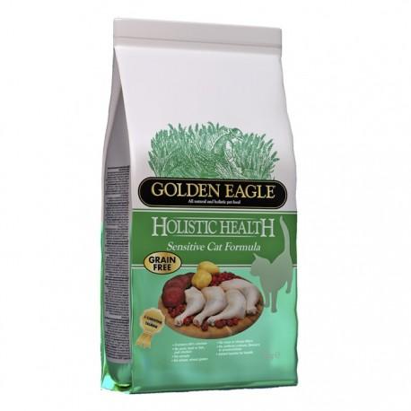 Croquettes sans céréales Golden Eagle Chat