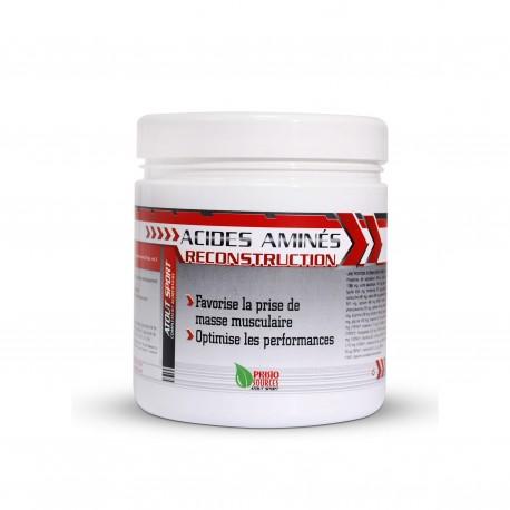 Acides Aminés Complément alimentaire Physio Sources