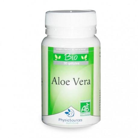 Aloe Vera Bio Complément alimentaire Physio Sources