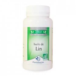 Lin Bio Complément alimentaire Physio Sources