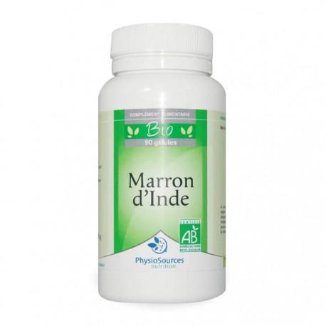 Marron d'Inde Bio Complément alimentaire Physio Sources