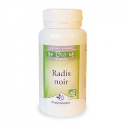 Radis noir Bio Complément alimentaire Physio Sources