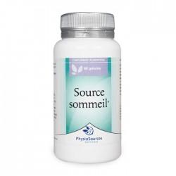 Source Sommeil Complément alimentaire Physio Sources