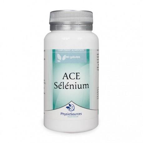 Ace Sélénium Complément alimentaire Physio Sources