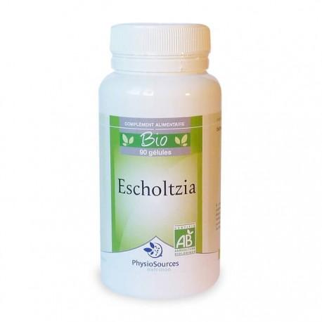 Escholtzia Bio Complément alimentaire Physio Sources