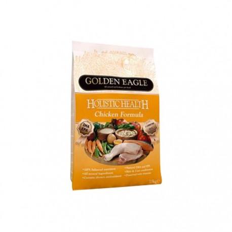Croquettes Golden Eagle Chien Poulet et Riz