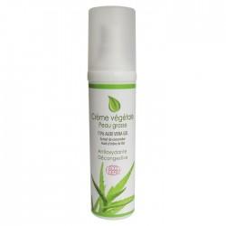 Crème végétale peau grasse bio Physio Sources