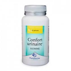 Confort Urinaire Homme Complément Alimentaire Physio Sources