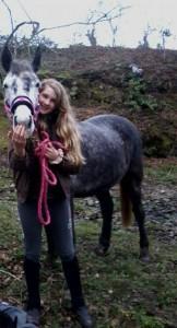 Cendrion cheval concours photo février 2016