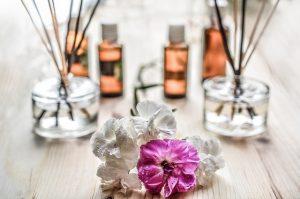 Parfums d'intérieurs bougies parfumées confort